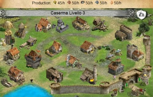gioco strategico città